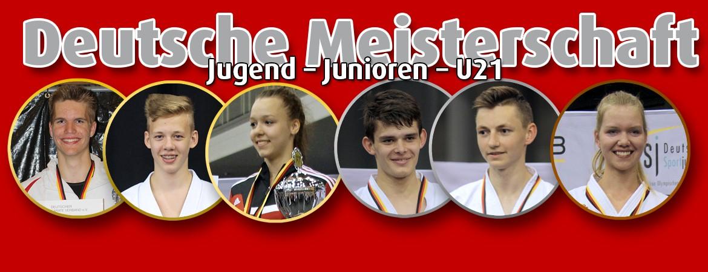KVN erfolgreich auf der Deutschen Meisterschaft der Jugend & Junioren