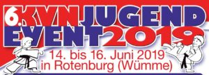 6. KVN Jugend Event 2019 @ Rotenburg / Wümme